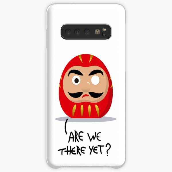 Restless Daruma - Are we there yet? Samsung Galaxy Snap Case