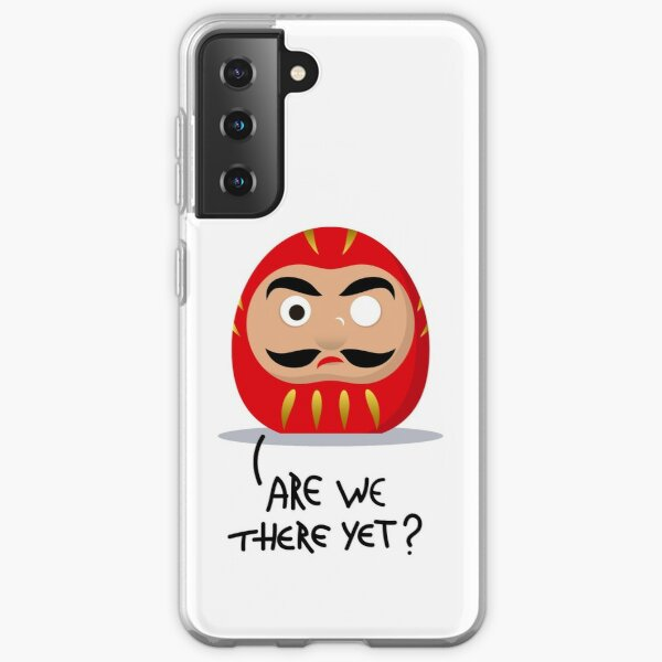 Restless Daruma - Are we there yet? Samsung Galaxy Soft Case