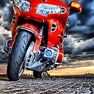 Honda GL 1800 Gold Wing by andreisky