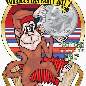 Obama Not One Thin Dime T-Shirt by bear77