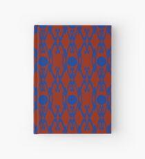 US Air Force Blue Design C Hardcover Journal