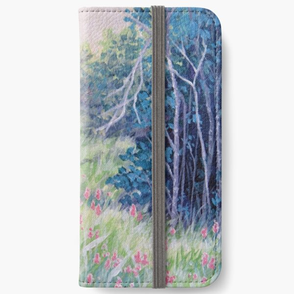 Spring in the Hills iPhone Wallet