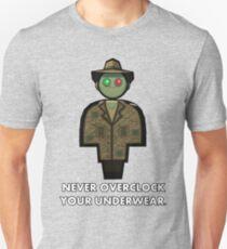 Jazzpunk Robo Hobo T-Shirt
