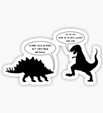 Inevitable Betrayal (Firefly/Serenity) Sticker