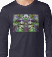 cloudy forest spirit 04/16/19 Long Sleeve T-Shirt