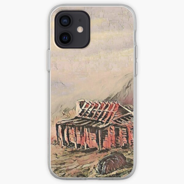 Craigs hut iPhone Soft Case