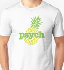 Psych Ananas Slim Fit T-Shirt