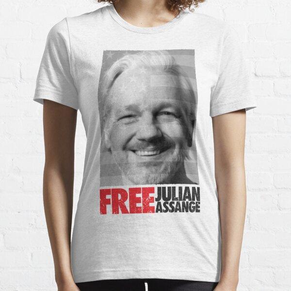 julian assange Essential T-Shirt