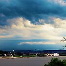 Stormy Summer Afternoon by Jeanne Sheridan