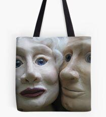 Ava and Istvan Tote Bag