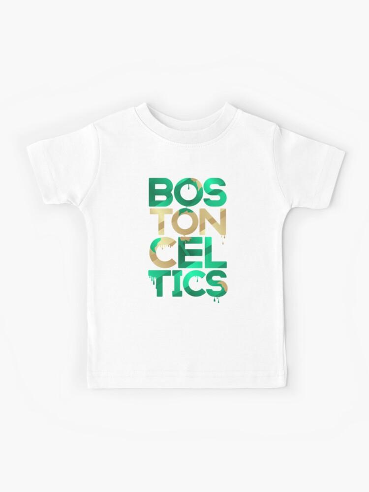 finest selection 613cb 988a7 Boston Celtics   Kids T-Shirt