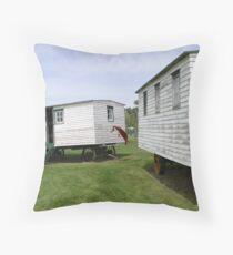 Cowboy Laundry Throw Pillow