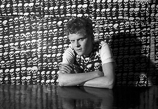 Tom Ellard at Art Unit 1983 by ArtUnit