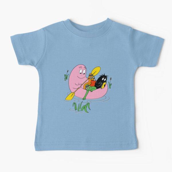 Barbapapa Boat Baby T-Shirt