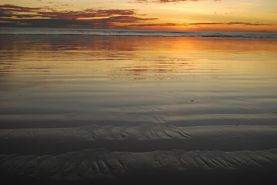 Cable Beach Sunset WA by kimderby