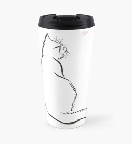 Le Chat Travel Mug