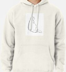Le Chat Pullover Hoodie
