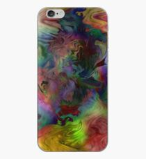 Pattern in color 1.1 iPhone Case