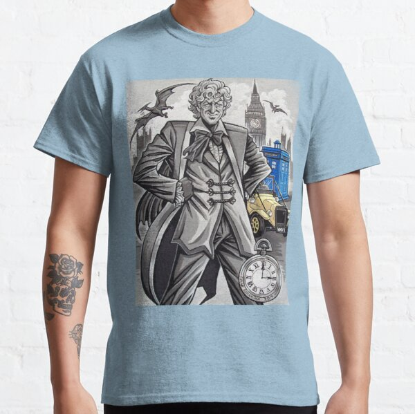 The Third Doctor Classic T-Shirt