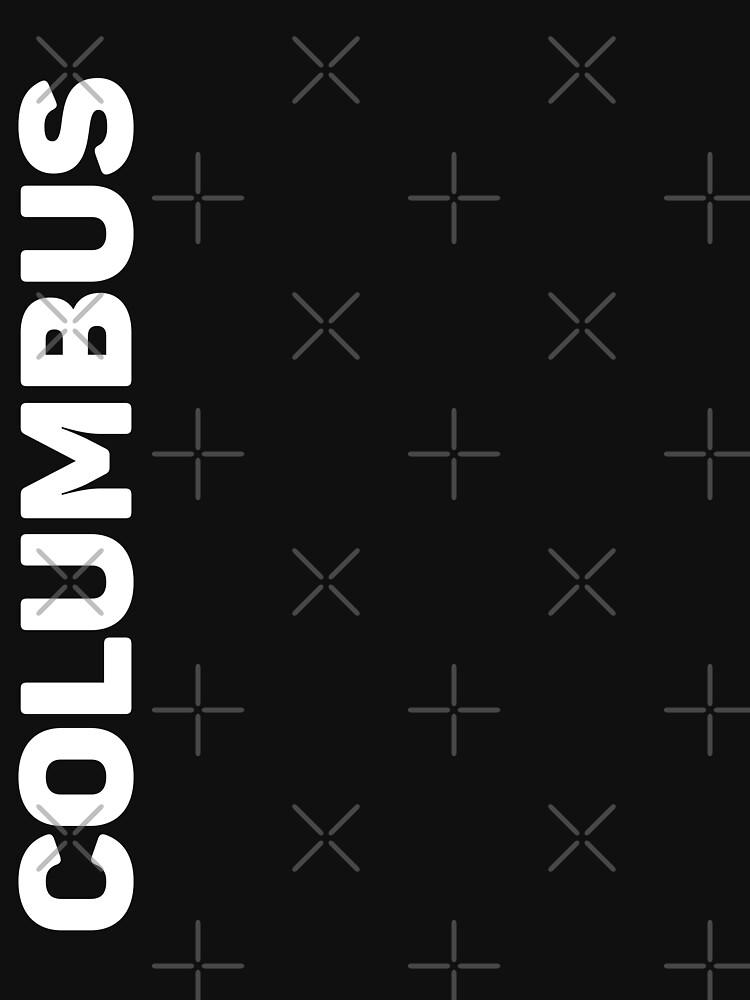 Columbus by designkitsch
