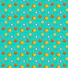 Super Cute Seasons Pattern by perdita00