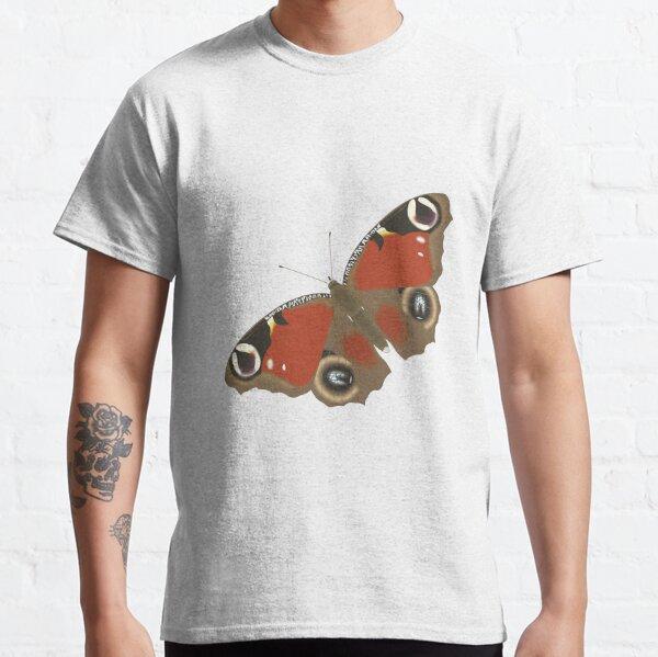 BUTTERFLY A-Z--Butterflies Moths Alphabet Insects Bugs Nature Kids T shirt XS-Lg