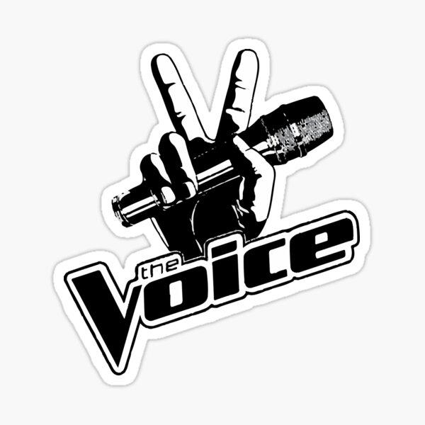 the voice Sticker