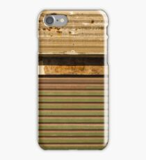 (corru)gated community iPhone Case/Skin