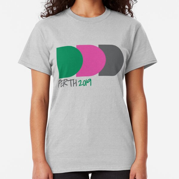 DDD Perth 2019 Classic T-Shirt