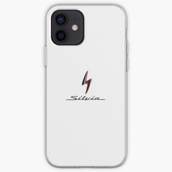Silvia S15 logo iPhone Soft Case