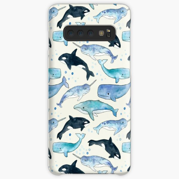 Whales, Orcas & Narwhals Samsung Galaxy Snap Case