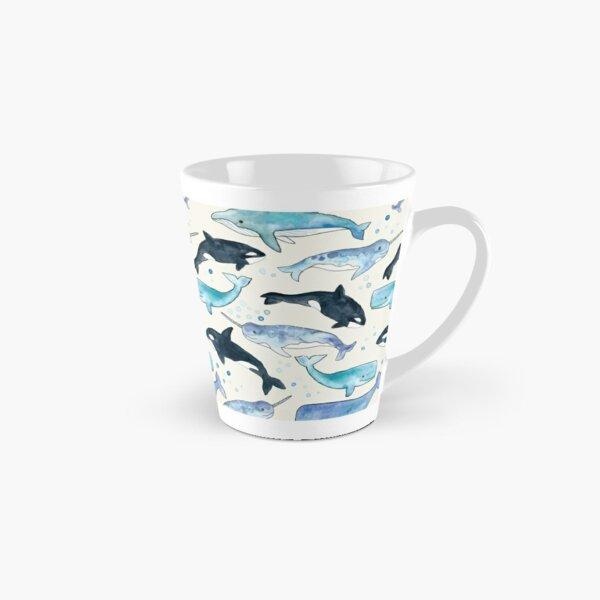 Whales, Orcas & Narwhals Tall Mug