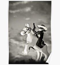 Lone Ranger Poster