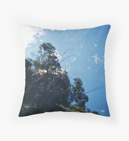 Koala Kingdom Throw Pillow