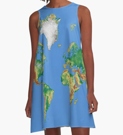 Our World A-Line Dress