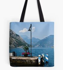 Lake Garda - Limone Tote Bag