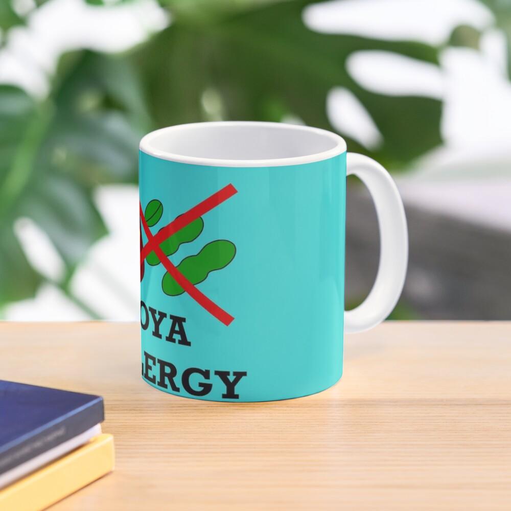 Soya allergy,soy allergy Mug