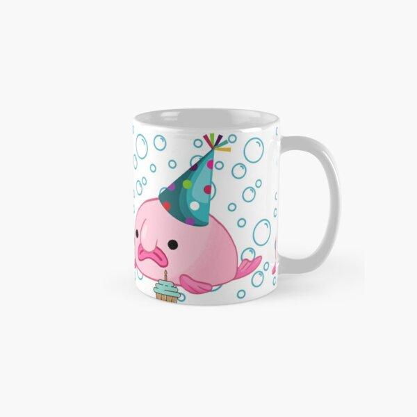 Birthday Blobfish Classic Mug