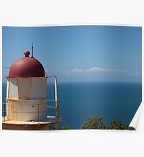 Cooktown Lighthouse Poster