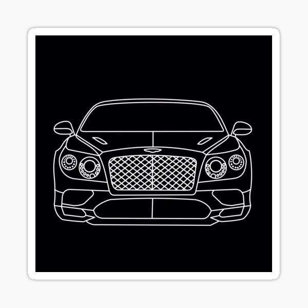 Bentley ContinentalGT Sticker