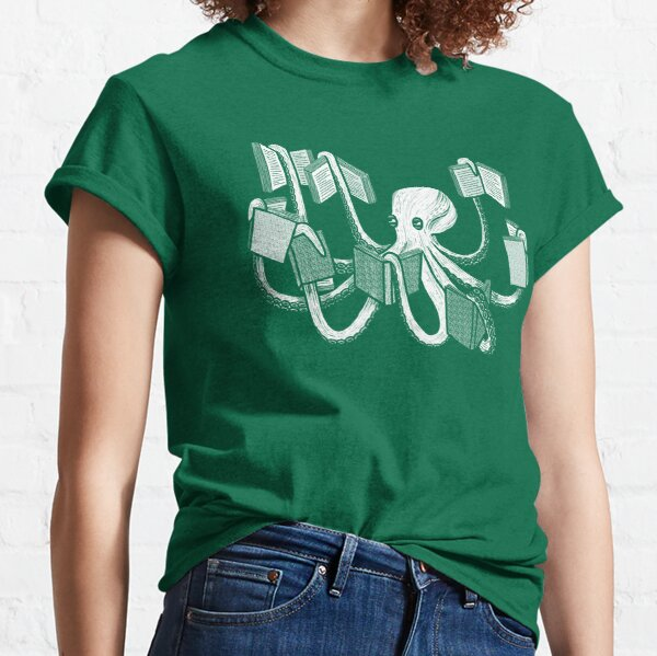 Armed With Knowledge Classic T-Shirt