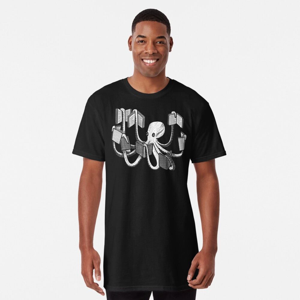 Armed With Knowledge Long T-Shirt