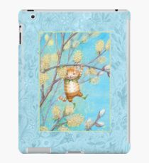 Catkin - cute pussy-willow-pixie iPad Case/Skin