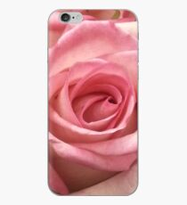 Pink rose photo iPhone Case