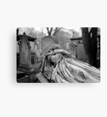 Sommeil Abysse Canvas Print