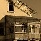Tainted, broken, lonely (Kolmanskop, Namibia Series) by AnniG