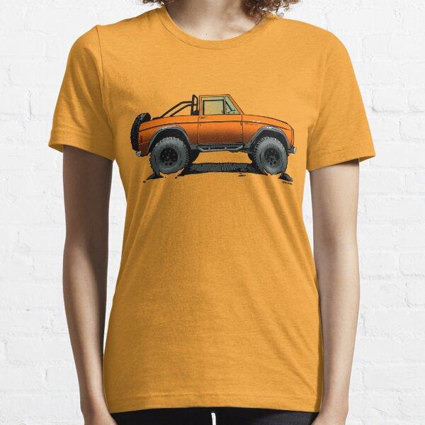 Bronco - Topless Orange Essential T-Shirt