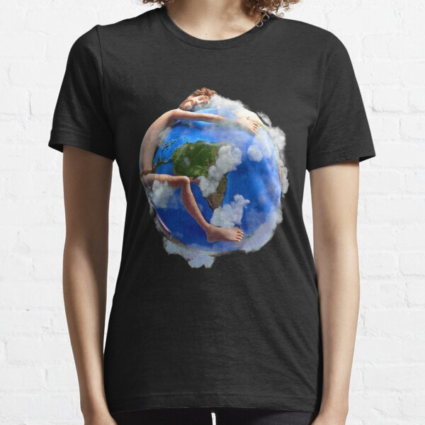We Love The Earth - Lil Dicky Earth Hug Essential T-Shirt
