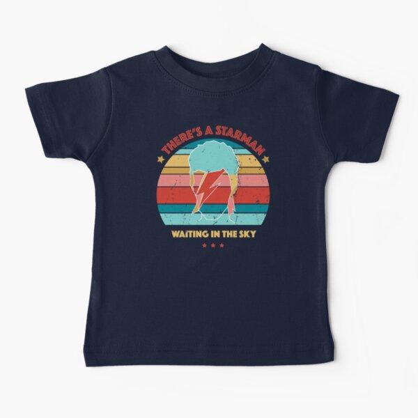 Starman Baby T-Shirt