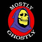 Mostly Ghostly by Ryan Jardine (Pretty Weird)